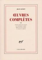Œuvres complètes, tome II