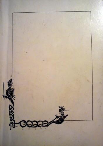 Okładka książki Mabinogion. Pani na źródlech jako też inne historie z pradawnej Walii rodem