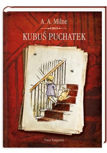 Okładka książki Kubuś Puchatek