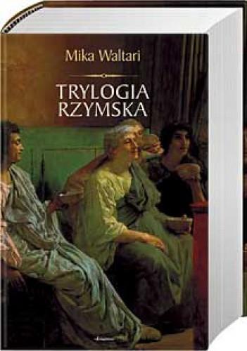 Okładka książki Trylogia rzymska
