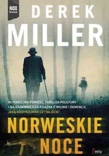 Okładka książki Norweskie noce