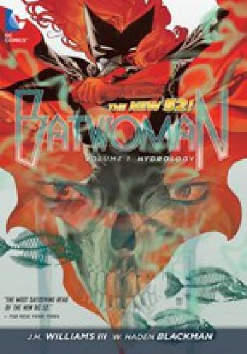 Okładka książki Batwoman vol.1: Hydrology