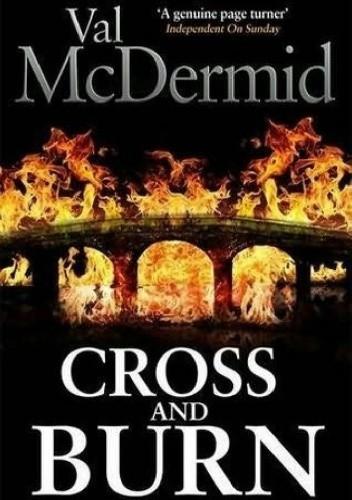Okładka książki Cross and Burn