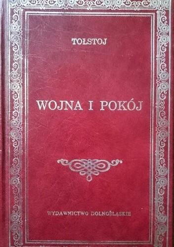 Okładka książki Wojna i pokój I-II