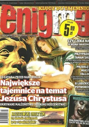Okładka książki Enigma - Klucz do tajemnic 3/2014