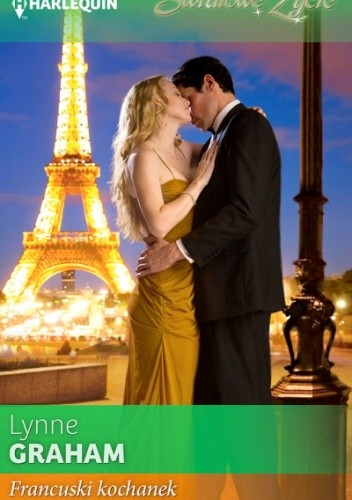 Okładka książki Francuski kochanek