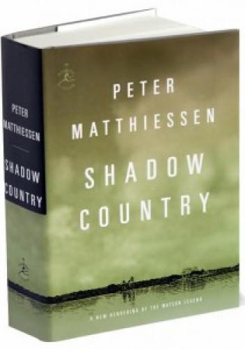 Okładka książki Shadow Country