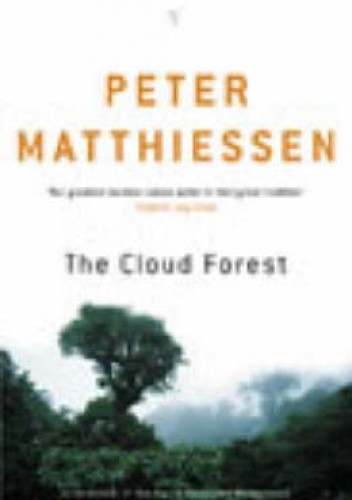 Okładka książki The Cloud Forest