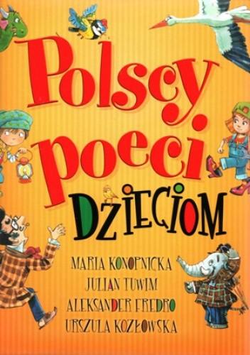 Okładka książki Polscy poeci dzieciom