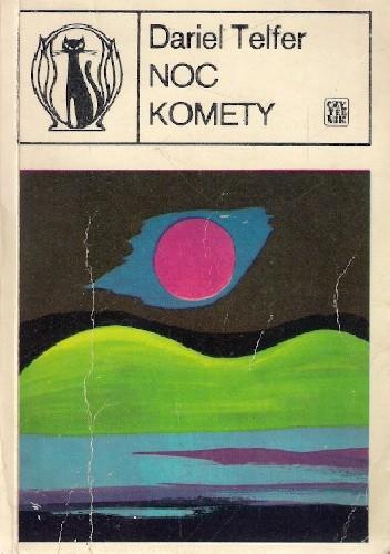Okładka książki Noc komety