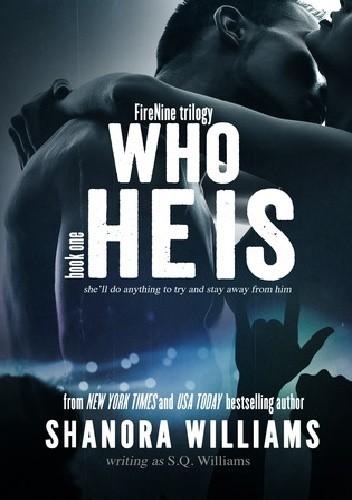 Okładka książki Who He Is