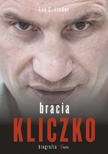 Okładka książki Bracia Kliczko. Biografia