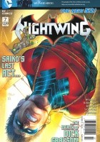 Nightwing. Turning Points