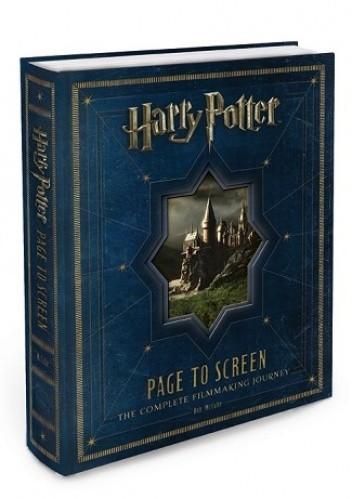 Okładka książki Harry Potter: Page to Screen