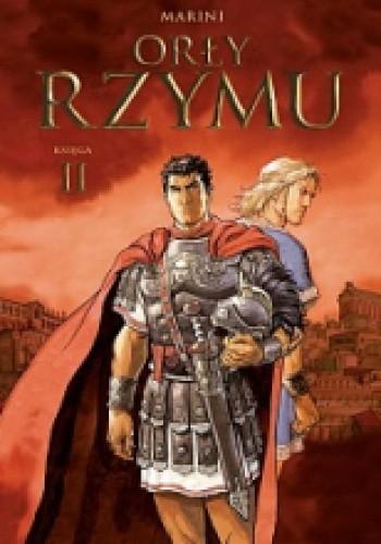 Okładka książki Orły Rzymu. Księga 2