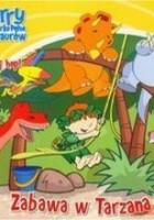 Harry i wiaderko pełne dinozaurów. Zabawa w Tarzana