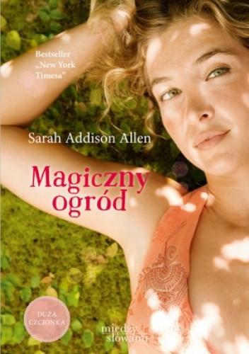 Okładka książki Magiczny ogród