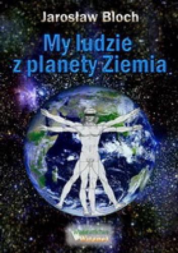 Okładka książki My, ludzie z planety Ziemia