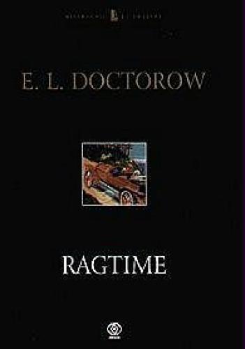 Okładka książki Ragtime