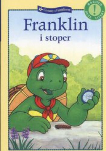 Okładka książki Franklin i stoper