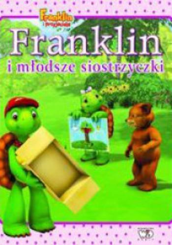 Okładka książki Franklin i młodsze siostrzyczki