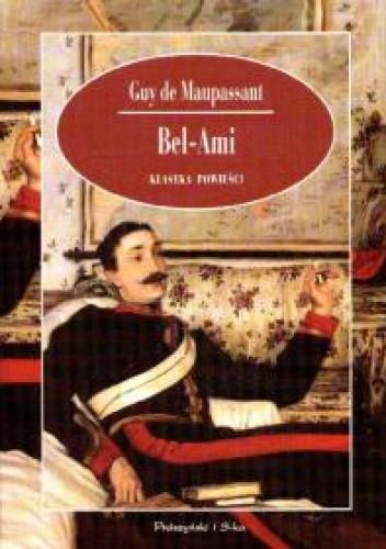 Okładka książki Bel-Ami