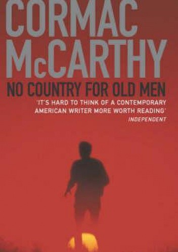 Okładka książki No Country for Old Men