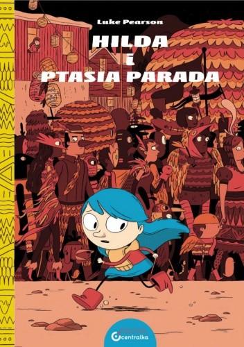 Okładka książki Hilda i ptasia parada