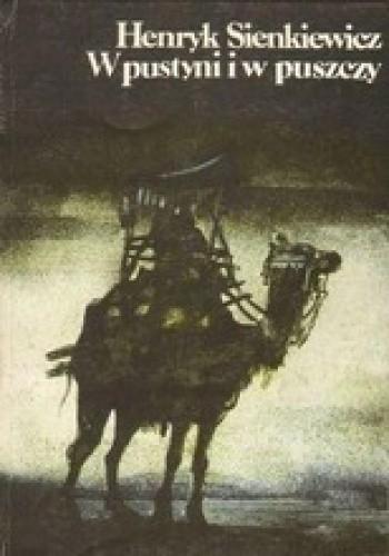 Okładka książki W pustyni i w puszczy