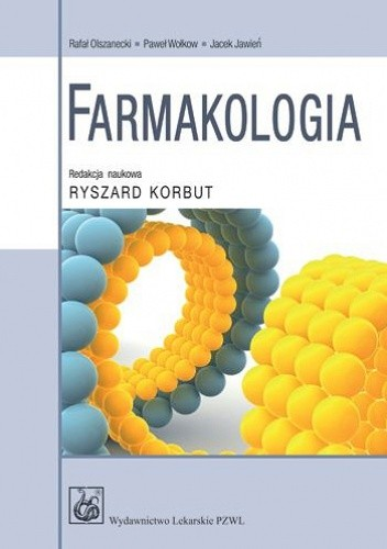 Okładka książki Farmakologia