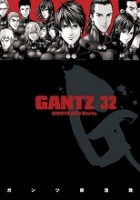 Gantz Volume 32