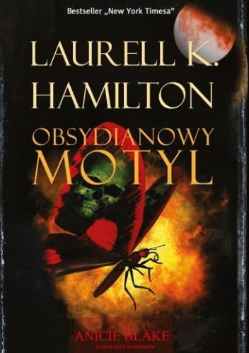 Okładka książki Obsydianowy motyl