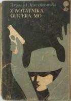 Z notatnika oficera MO