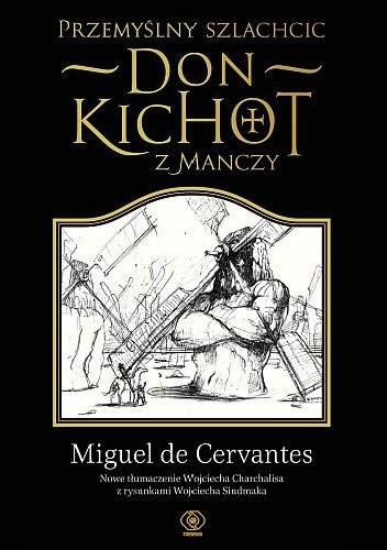 Okładka książki Przemyślny szlachcic don Kichot z Manczy