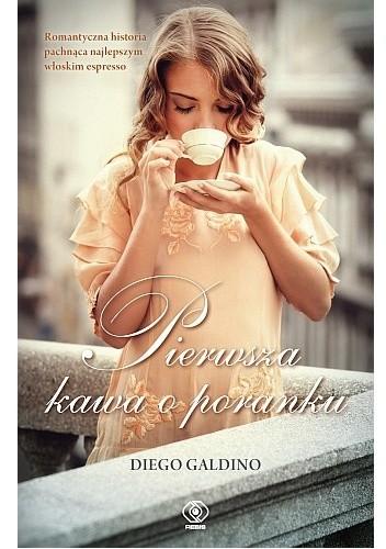 Okładka książki Pierwsza kawa o poranku