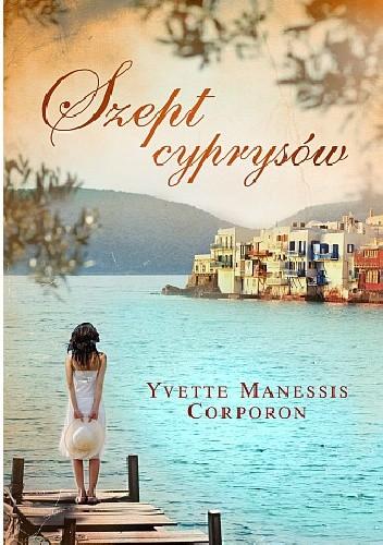 Okładka książki Szept cyprysów