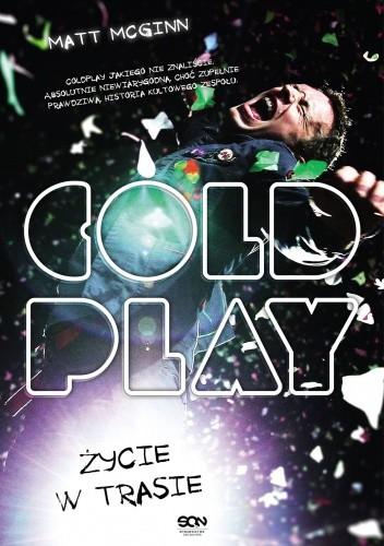 Okładka książki Coldplay. Życie w trasie