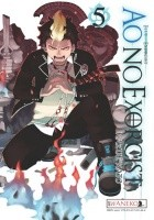 Ao No Exorcist 5