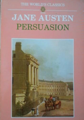 Okładka książki Persuasion