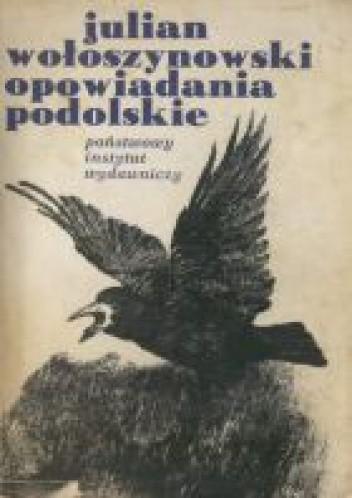 Okładka książki Opowiadania podolskie