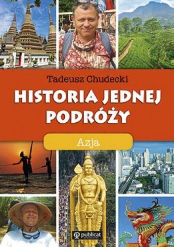 Okładka książki Historia jednej podróży. Azja