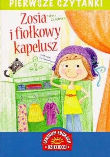 Okładka książki Zosia i fiołkowy kapelusz