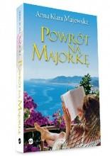 Okładka książki Powrót na Majorkę