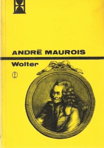 Okładka książki Wolter