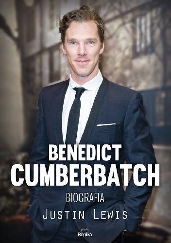 Okładka książki Benedict Cumberbatch. Biografia