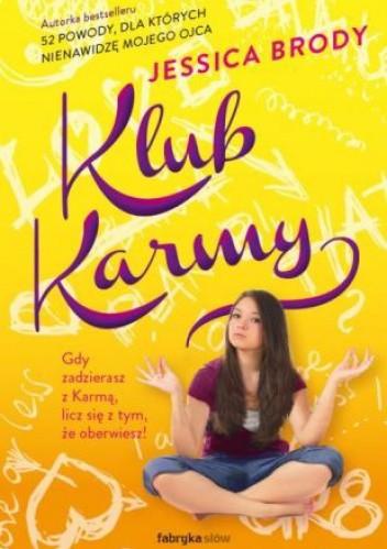 Okładka książki Klub Karmy
