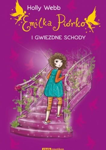 Okładka książki Emilka Piórko i gwiezdne schody