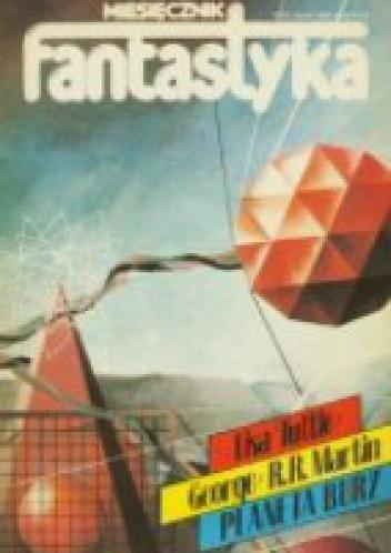 Okładka książki Miesięcznik Fantastyka  10 (7/1983)