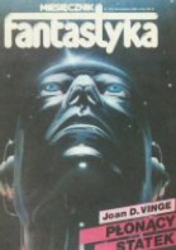 Okładka książki Miesięcznik Fantastyka  12 (9/1983)
