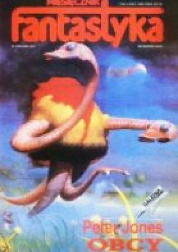 Okładka książki Miesięcznik Fantastyka  82 (7/1989)